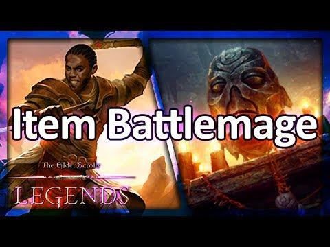 (TES: Legends) Item Battlemage - More Combo Decks!
