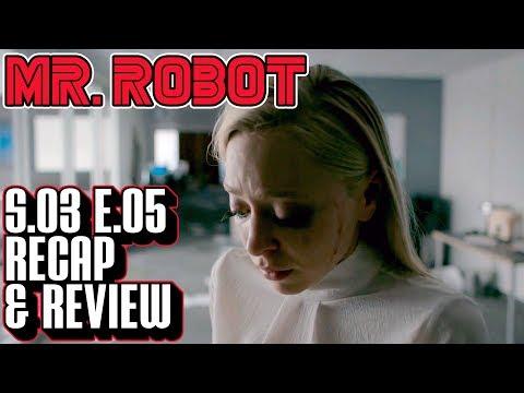 Download Youtube: [Mr Robot] Season 3 Episode 5 Recap & Review | eps3.4_runtime-error.r00 Breakdown