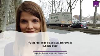 Virginie Pradel Fiscaliste Le Grand Debat Est L Occasion D Expliquer Clairement Qui Paie Quoi Youtube