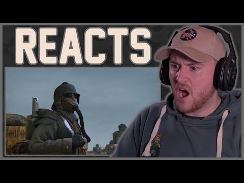 Royal Marine Reacts