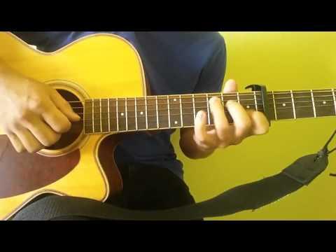 I See Fire  - Ed Sheeran - Intro Riff Beginner Guitar Tutorial
