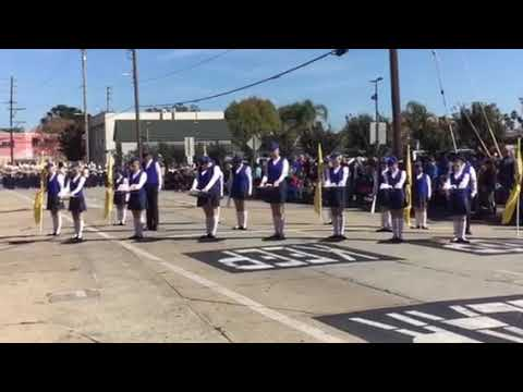 Benicia High School Panther Marching Band Santa Cruz Band Review 2017