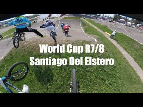 World Cup R7/8 - Santiago Del Estero, Argentina (VLOG)