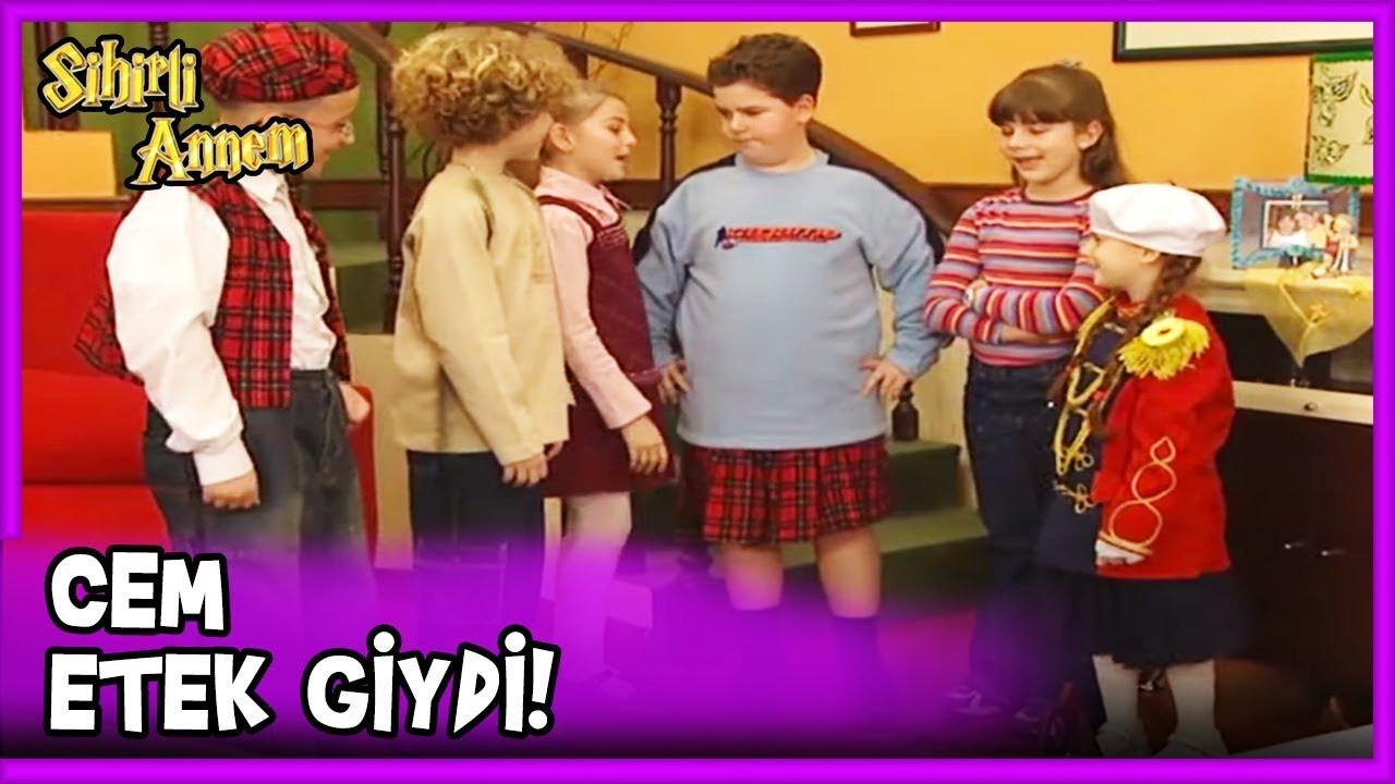 Download Cem ETEK Giydi! - Sihirli Annem 53. Bölüm