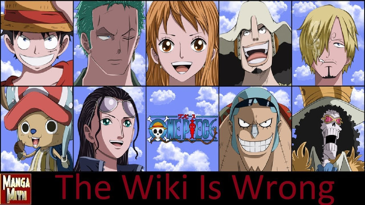 the one piece wiki is wrong youtube. Black Bedroom Furniture Sets. Home Design Ideas