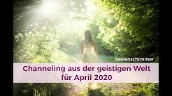 Botschaft aus der geistigen Welt für April 2020 von Erzengel Metatron