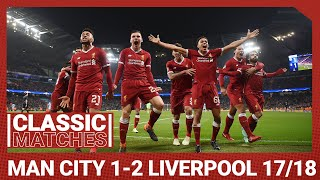 European Classic: Man City 1-2 Liverpool | Salah & Firmino seal qualification after resolute display