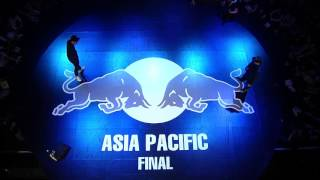 Bboy Issei vs Bboy Octopus- Semi Final - Red Bull BC One Asian Pacific Final 2015