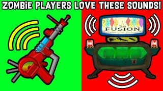 10 Sounds Zombie Players LOVE HEARING ~ Black Ops 3 Zombies, BO1, BO2, WAW Zombies