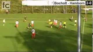 10. Spieltag: 1. FC Bocholt - SF Hamborn 07 3:1 (2:1)