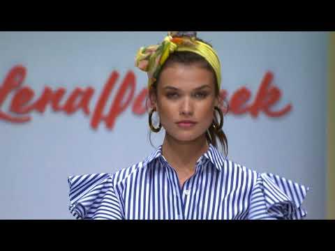 MBFW   Lena Hoschek Spring Summer 2019