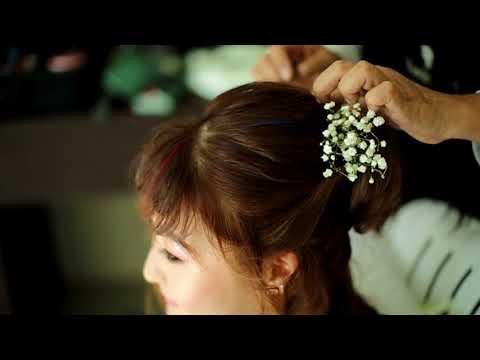 Phuket  Makeup Artist Service : Ju Guanhua + Zhou Hengyu