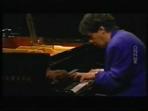 Chick Corea Piano Solo   This Nearly Was Mine