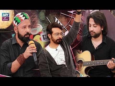 Sound of Clouds & Darvesh Band playing Antakshari