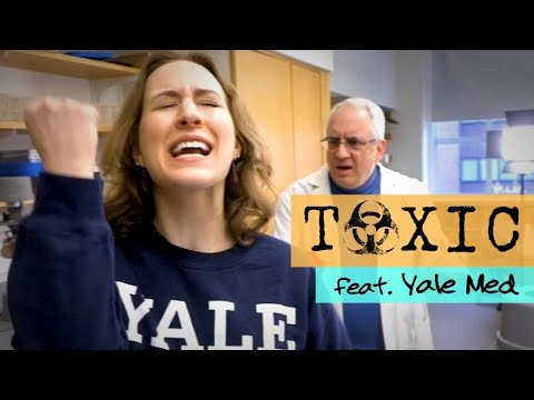 [2019] YALE SCHOOL OF MEDICINE PRESENTS... 'TOXIC' - Britney Spears ft. Yale Med