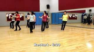 Ivory Towers - Line Dance (Dance & Teach in English & 中文)