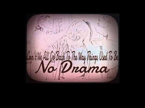 Tonia Cherie - No More Drama (with Lyrics)