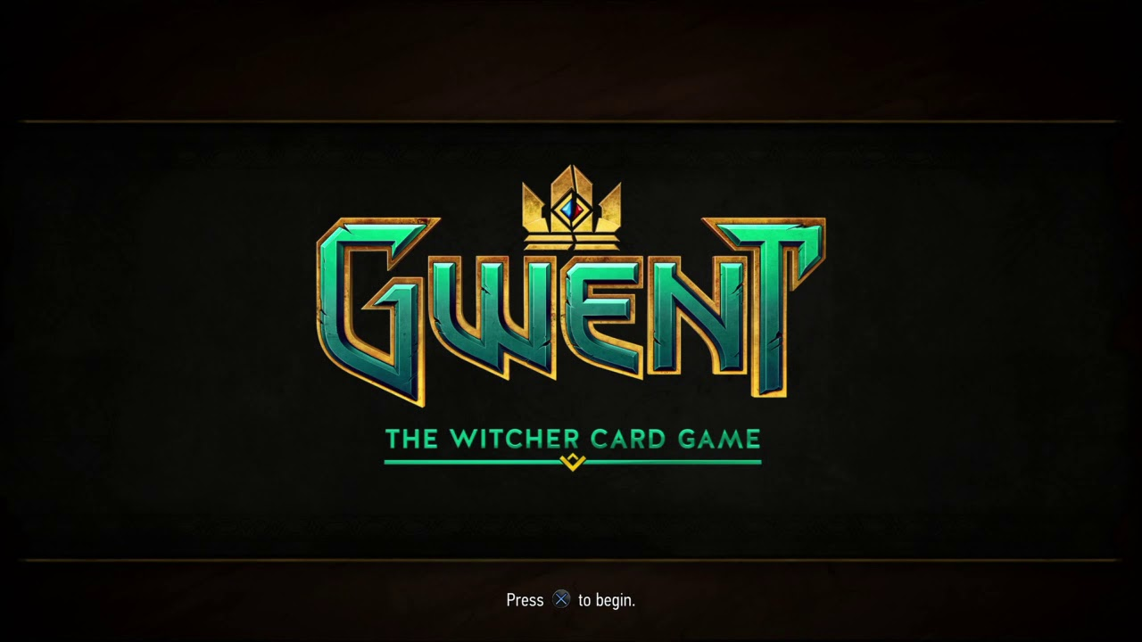 10/8/2018 GWENT: The Witcher Card Game
