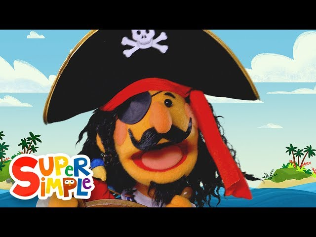 Over The Deep Blue Sea | Kids Songs | Super Simple Songs