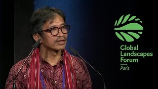 Abdon Nababan Closing Keynote: The way forward GLF 2015