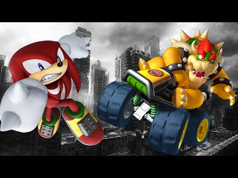 Who Would Win? Knuckles vs Bowser (Special Guest: Evilscar23)