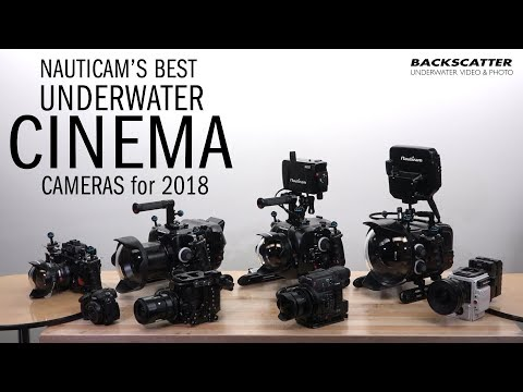Nauticams Best Underwater Cinema Cameras for 2018