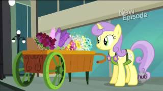 "My little Pony Friendship is Magic Season 4 Episode 8 Rarity Takes Manehattan   ""Generosity"" Song"