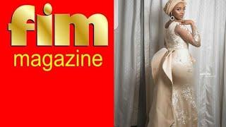 Wata sabuwa Mujallar Film magazine sun kalubalanci Rahama Sadau da Amfani da duwawun bogi na roba