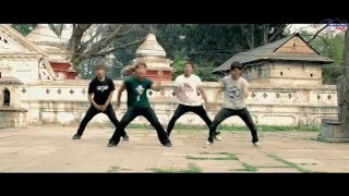 RATO RA CHANDRA SURYA /NEPALI REMIX DANCE VIDEO/VIDEO COVER BY BHIMPHEDI GUYS