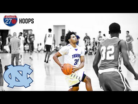 Jeremiah Francis commits to NORTH CAROLINA [Full Sophomore Season Mix]