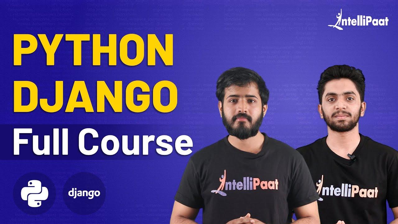 Python Django Tutorial | Python Django | Django Python | Django Tutorial for Beginners