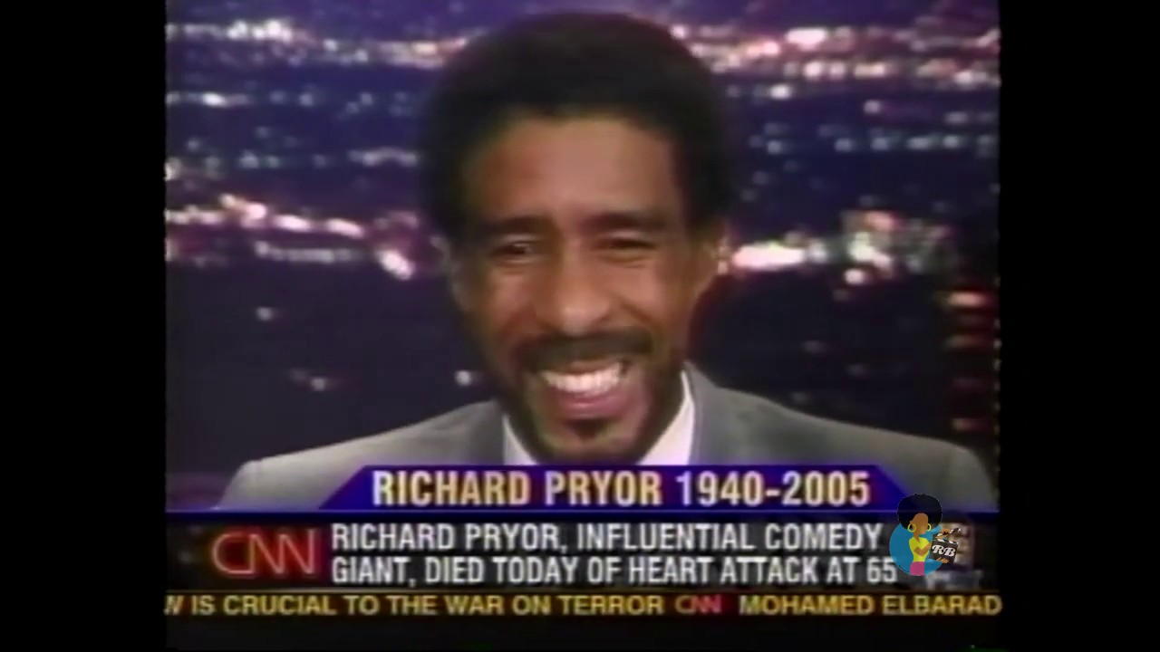 Richard Pryor 0n Larry King Live (2005)