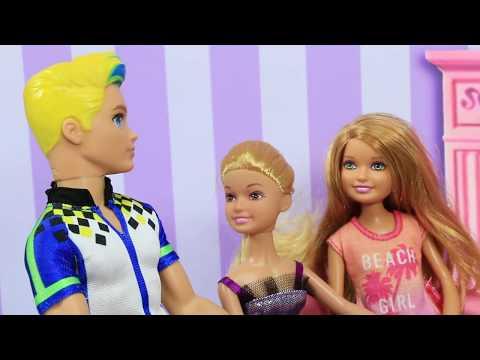 Barbie ve Ailesi Bölüm 166   Dalga Geçme Pişmanlığı - Çizgi film tadında evcilik oyunları
