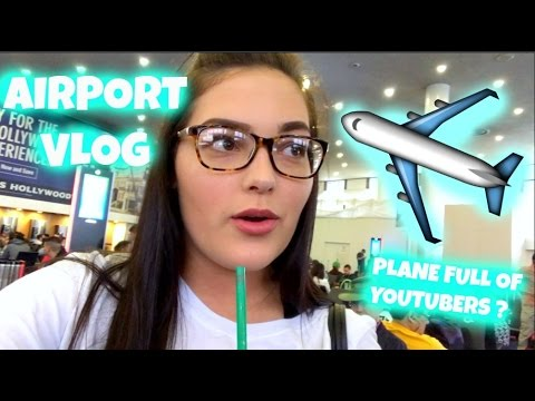 TRAVEL with WHIT | AIRPORT VLOG 3