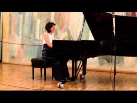 Ruzha Semova - Chopin - Nocturne cis-Moll, Opus post.