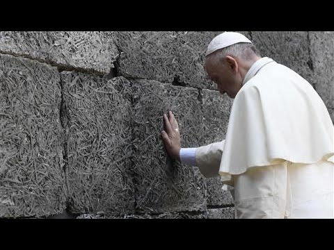 Pope Francis Visits Nazi Death Camp in Auschwitz