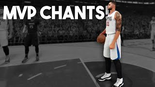 NBA 2K16 My Career :: MVP Chants!