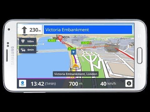 Sygic gps navigation full