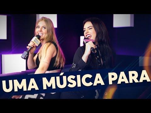 Uma Música Para  Kéfera + Luísa Sonza  Música Multishow