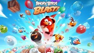 Angry Birds Blast - Rovio Entertainment Oyj Level 48-49 Walkthrough