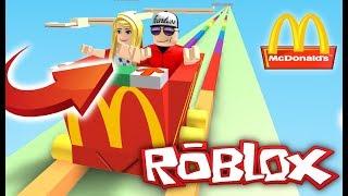 ROBLOX MC Donald's who WILL WIN the OBBY?