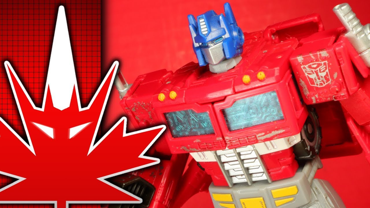 Generations Siege Optimus Prime Review by TFanPage101