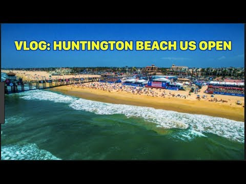 VLOG #4: VANS US OPEN HUNTINGTON BEACH