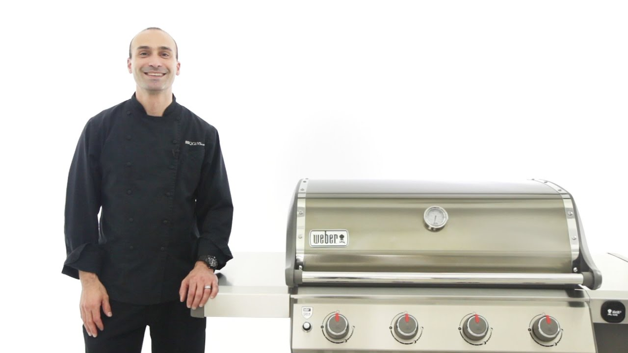 Weber Genesis II Gas Grill Review | Special Edition 4 Burner | BBQGuys com