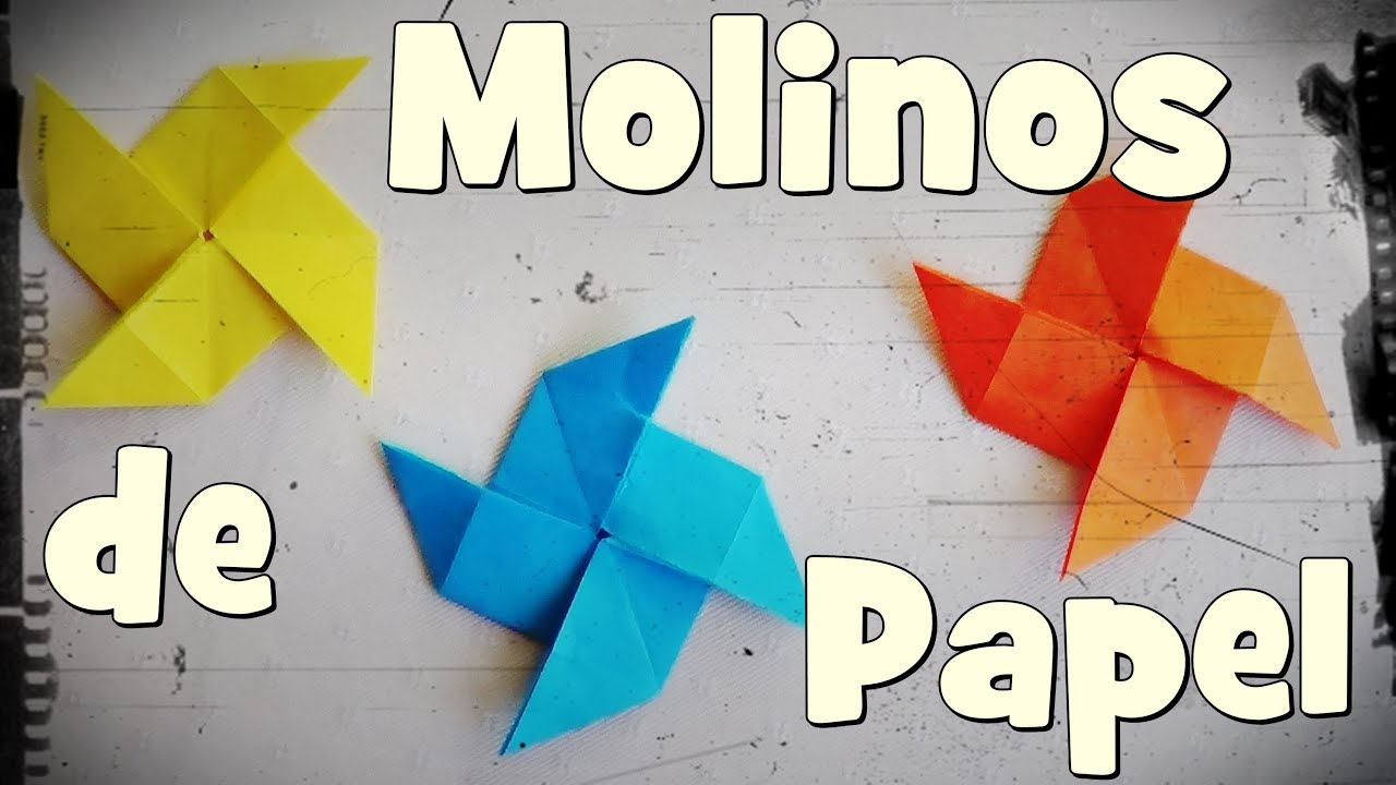 Molino de Papel - Origami - ViYoutube - photo#18
