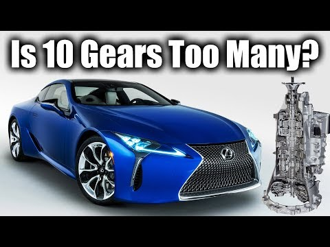 Do We Really Need 10-Speed Transmissions?