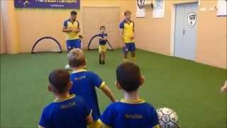 Футбольный клуб для дошкольников Футибол на Дружбы Народов
