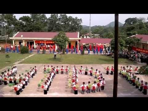 Bài thể dục đồng diễn THCS Phú Đô - Đạo diễn Tùng Ly + Minh Tuấn