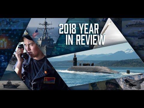 Snapshots Of The U.S. Navy's 2018