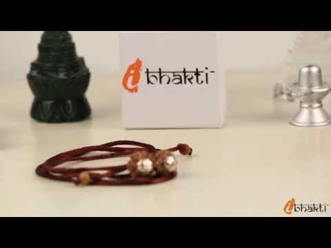 Know Gauri Shankar Rudraksh Bead Power and Benefits at ibhakti.com